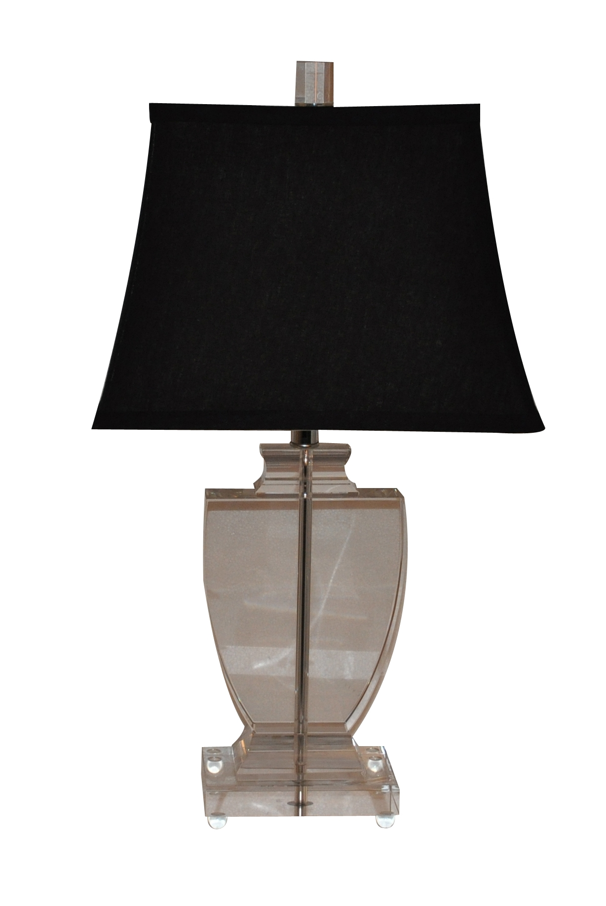 Powerlight International Crystal Table Amp Floor Lamp